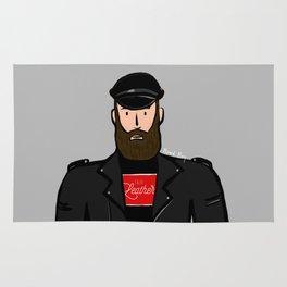 Beard Boy: Martin Rug