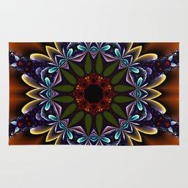 Kaleidoscope -2- Rug