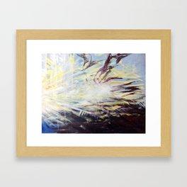 Litany Framed Art Print