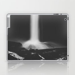 Hidden waterfall - Landscape and Nature Photography Laptop & iPad Skin