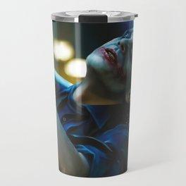 Joker Heath Ledger Travel Mug