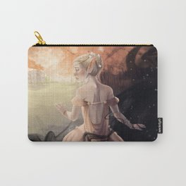 Fox in a Hen House Carry-All Pouch