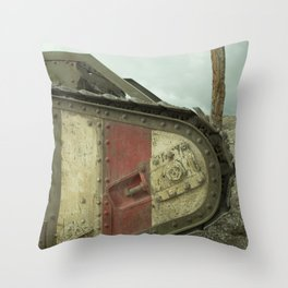 Big Brute Throw Pillow