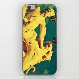 Attack iPhone Skin