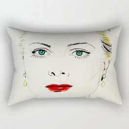 Grace Kelly Rectangular Pillow