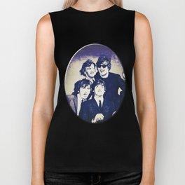 Beatle - John, Paul, George, and Ringo Biker Tank
