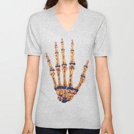 Hand Terrarium Unisex V-Neck
