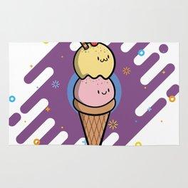 Ice Cream Fun Rug