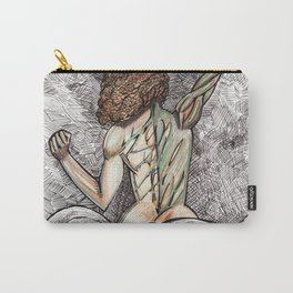 She Is Nature Carry-All Pouch