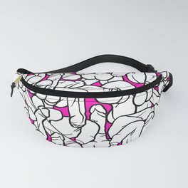 Schlong Song in Pink, All the Penis! Fanny Pack