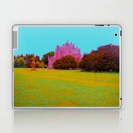 glamis castle in technicolor Laptop & iPad Skin