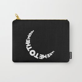 Take me to the moon Carry-All Pouch