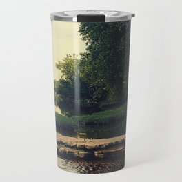Old Creekside Mill Dam Travel Mug