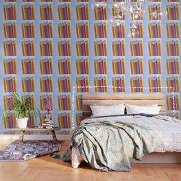 Neon Pencils Wallpaper