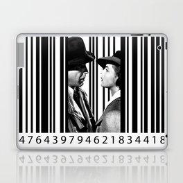 Inside a Barcode. Laptop & iPad Skin