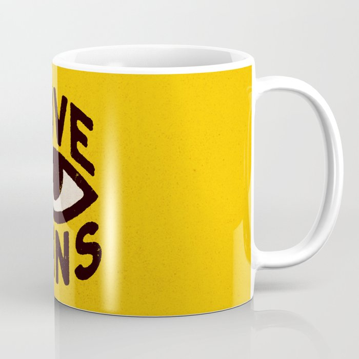 Love Wins Coffee Mug by sweden10 | Society6