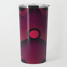 Holo-bloom Travel Mug