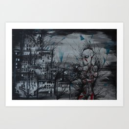 #5 Art Print