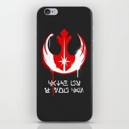 Catch Us If You Can iPhone Skin