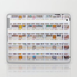 Hong Kong apartment in old district Laptop & iPad Skin