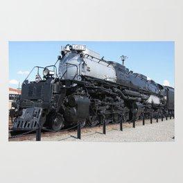 Union Pacific Big Boy Rug