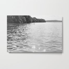 Lake Summer Metal Print