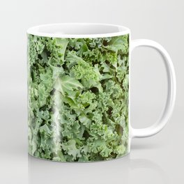 Shredded kale Coffee Mug