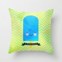 Kinda Obsessed Throw Pillow