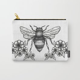 give me some sugar, little honey bee Carry-All Pouch