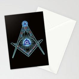 Freemason Symbol Stationery Cards