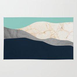 Modern Landscape XIV Rug
