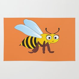 Becky the Bee Rug