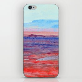 As I Think of You iPhone Skin