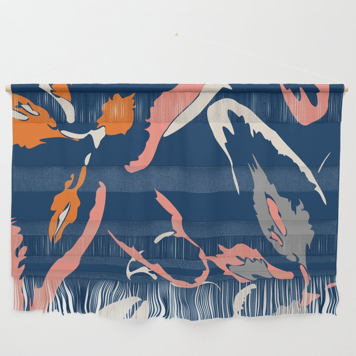 PEACHES AND CREAM Wall Hanging