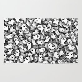Little ghosts Rug
