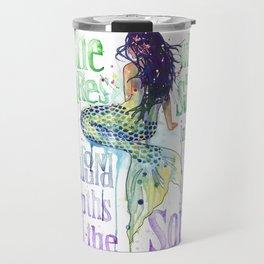 Mermaid : Profound Depths Travel Mug