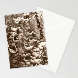 fungus among us Stationery Cards