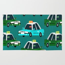 Lantau Taxi Rug