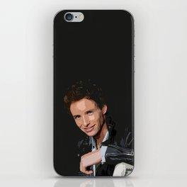 Eddie Redmayne iPhone Skin