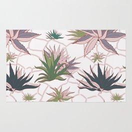 Agave Flower Rug