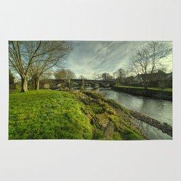 Culmstock Bridge Rug