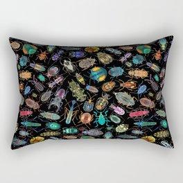 Coleoptera Rectangular Pillow