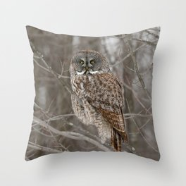 Patience is my strongest virtue Throw Pillow