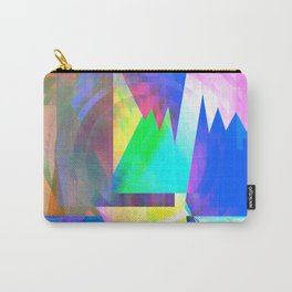 Pastel City Dreamscape Carry-All Pouch