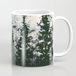 Glacier National Park Kaffeebecher