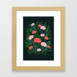 Peonies of Joy Framed Art Print