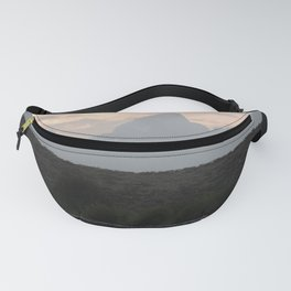 Grand Tetons by the Snake River Fanny Pack