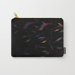 Least Tern, harmonizing with invisible currents. Carry-All Pouch