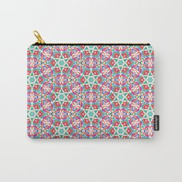 Watercolor Boho Dash 1 Carry-All Pouch