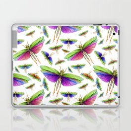 Rainbow Grasshoppers Laptop & iPad Skin